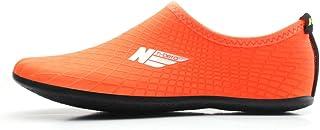 NBERA 2econdskin 耐用外底赤脚水面鞋适合海滩游泳冲浪瑜伽锻炼
