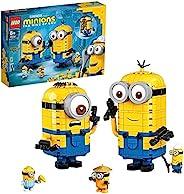 LEGO 乐高 Minions系列 玩变小黄人 75551