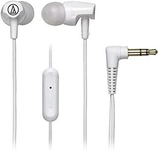 Audio Technica 耳式耳机(ATH-CLR100ISBK)ATH-CLR100ISWH