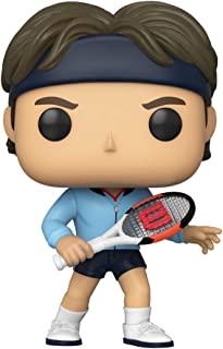 Funko Pop! 传说:网球传奇-罗杰·费德勒手办,多色,3.75英寸(约9.52厘米)