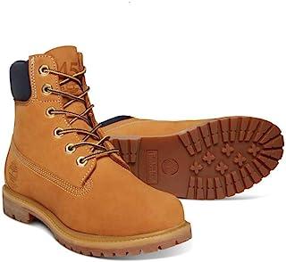 Timberland 添柏岚 女士 6 英寸高级防水小麦靴尺码 7 A1SI1WHEATSZ7