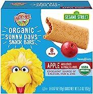 Earth's Best Organic Sunny Day 儿童零食 苹果夹心饼干 苹果派 8个