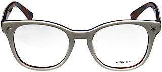 Police V1739 男/女设计师 Full-rim 弹簧铰链*书呆子风格必备眼镜/眼镜
