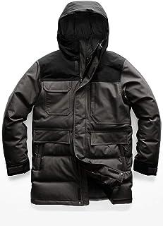 The North Face 北面 Biggie McMurdo 派克大衣 - 男式 L 码 TNF 黑色