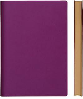 Daycraft 德格夫 旗舰系列笔记本 - A6, 紫色