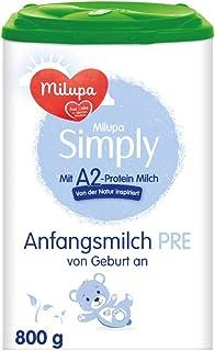 Milupa 美乐宝 Simply 初生婴儿奶粉 (适用于初生婴儿),800g