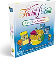 Hasbro 孩之宝 游戏 - Trivial Pursuit (E1921190)