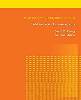 """Field and Wave Electromagnetics: Pearson New International Edition PDF eBook (English Edition)"",作者:[David K. Cheng]"