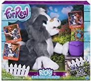 Hasbro 孩之宝 FurReal - Ricky,我的忠实cucciolotto Bambino Italian Version 多色