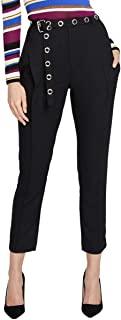 Rachel Roy 女式带腰带休闲裤