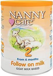 Nannycare 二階牛奶(6個月+)6罐裝(6*900g)