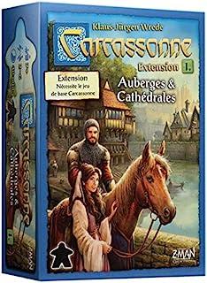 Asmodée CARC03N 家庭桌面游戏