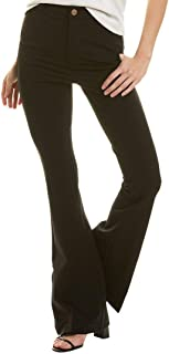 [BLANKNYC] 女士 Ponte 高腰喇叭牛仔裤