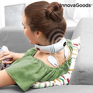 InnovaGoods Wellness Care 按摩器 适用于颈部和背部,电磁