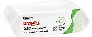 日本制纸Crecia Crescia 威普奥 X50 手持雨刷 100片 无纺布雨刮器 超薄 60525 【更新版】