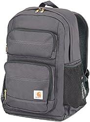 Carhartt传统标准工作背包,搭配笔记本电脑套和平板电脑存储空间