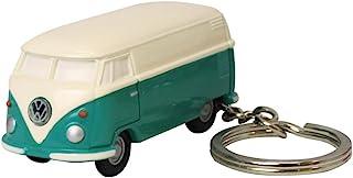 フォルクスワーゲン キーホルダー タイプ2 バス ライト付き グリーン VWT68142