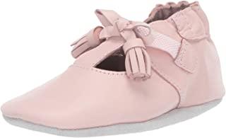 Robeez 女婴玛丽珍软底婴儿鞋 Meghan Pink 0-6 Months