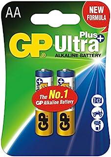 GP 15AUP-U2 碱性电池 AA/LR6(1.5V,2件装)吸塑包装