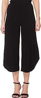Joseph Ribkoff 丝滑针织一脚蹬裤子 - 款式 192100