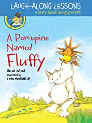 A Porcupine Named Fluffy (Read-aloud) (Laugh-Along Lessons) (English Edition)