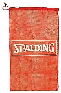 SPALDING 篮球网眼包(8361scnr)–红色