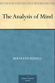 The Analysis of Mind (免費公版書) (English Edition)