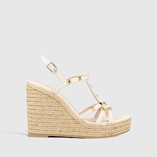 Lodi 女式 Young-100 Espadrille 坡跟凉鞋