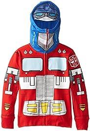 Transformers Optimus Prime 男孩角色连帽衫