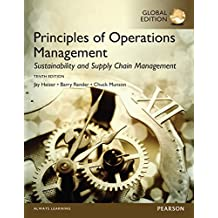 Principles of Operations Management: Sustainability and Supply Chain Management, Global Edition (English Edition)