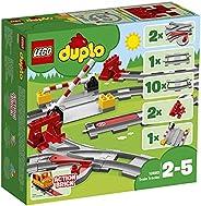 LEGO DUPLO 铁路(10882)建造玩具
