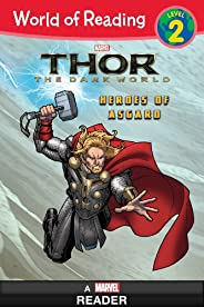 World of Reading Thor: The Dark World: Heroes of Asgard: Level 2 (World of Reading: Level 2) (English Edition)