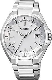 [西铁城]CITIZEN 手表 ATTESA Eco-Drive 光动能 电波表 日中美欧电波接收 CB3010-57A 男士