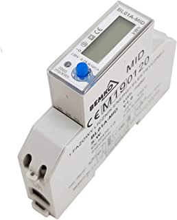BEMKO A31-BL01A-MID BL 电流表 1-Phasen A31-BL01A-MID