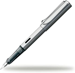 Lamy 凌美 Al Star 恒星系列 Graphite 026 石墨灰 钢笔 B 金属