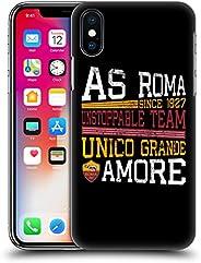 AS Roma,硬壳 iPhone x/iPhone XS