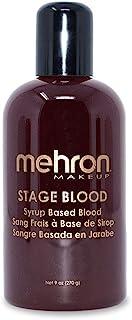 mehron 舞台 blood 152( 深色 venous ) 9 盎司