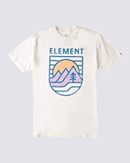 Element 男式 Hillsboro Pigment 短袖 T 恤