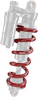 RockShox 男女通用,公制线圈,长度 151mm,春季旅行(57.5-65mm),红色,500LB