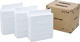 山善 日本制造高分子 带香气 加厚宠物床单 * 常规300片 白色 33×44厘米