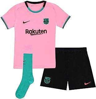 Nike 耐克 儿童 FCB Lk Nk BRT Kit 3r 足球套装