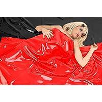 Anita Berg Fetish 乳胶床单 160 x 200 厘米 * 天然乳胶 AB4164 Anita Mountain 尺寸 160 x 200 厘米 红色