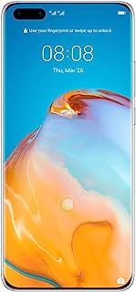 Huawei 华为 智能手机 P40 Pro 银色磨砂 华为 AppGallery 款 P40 Pro/Silver Frost