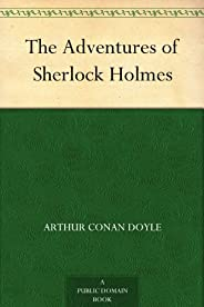 The Adventures of Sherlock Holmes (福爾摩斯探案集) (免費公版書) (English Edition)