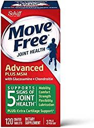 Move Free 益节绿盒(每瓶120粒)
