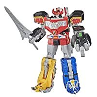PRG EXCL ECOMM MMPR Megazord 组合套装