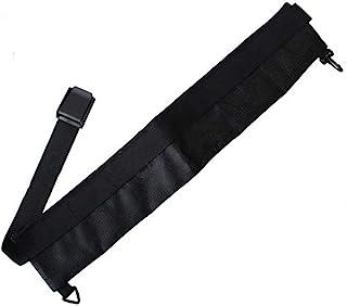 Scuba Choice BCD 配重腰带带 6 个口袋,带扣和 52 英寸织带