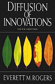 """Diffusion of Innovations, 5th Edition (English Edition)"",作者:[Everett M. Rogers]"