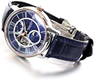 ORIENT 東方星 經典機械月相 CLASSIC MechanicalMoonphase 500只 MOVING BLUE RK-AM0009L 男士 藍色