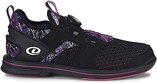 Dexter 女式 Pro BOA 黑色/紫色保龄球鞋